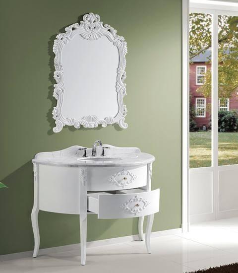 Muebles Baño Vintage:Muebles vintage para el baño – DecoracionInterioresnet