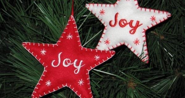 Hacer adornos para el rbol de navidad 2018 - Estrella para arbol de navidad ...