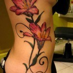 flowers-chest-womens-girls-tattoos-sexy-girls-rib-tattoo-450x630