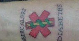 Tatuajes medicos
