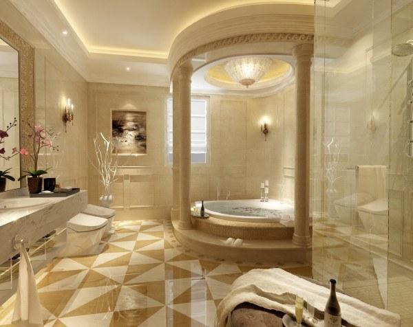 fotos-de-baños-de-lujo