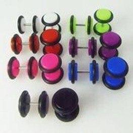 Dilataciones de oreja| joyas