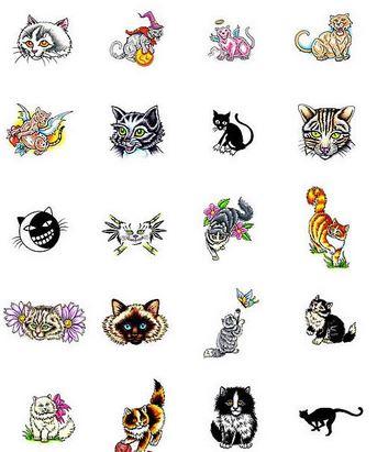 Tatuajes De Gatos Tendenzias Com