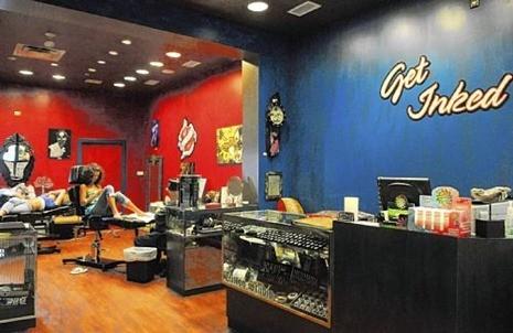 Tattoo Estudios En Madrid Tendenziascom