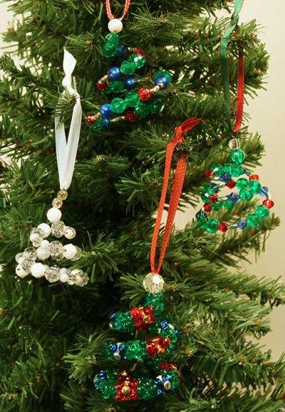 Hacer adornos para el arbol de navidad - Hacer adornos arbol navidad ...