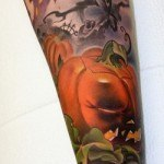 halloween-tattoo