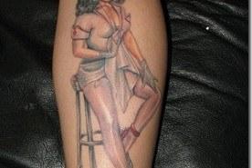 Tatuajes de Pin-Up