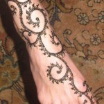 henna-foot-tattoo