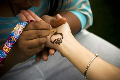 henna-tatoo-proceso