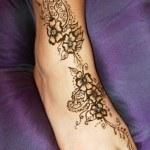 henna_foot