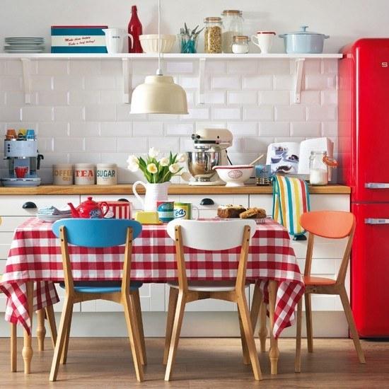 ideas-en-la-decoración-para-una-cocina-vintage