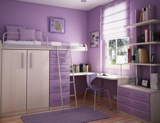 Habitaciones juveniles   tendenzias.com