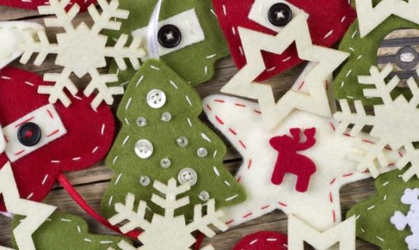 ideas de como hacer un arbol de navidad Hacer Adornos Para El Rbol De Navidad 2019 Tendenziascom