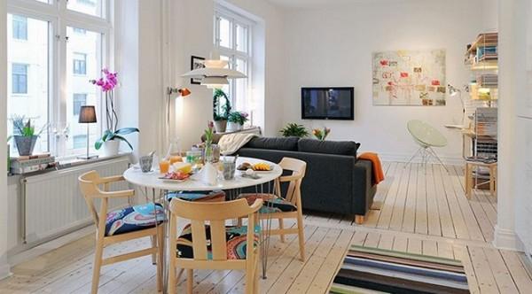 Ideas prácticas para pisos pequeños - Tendenzias.com