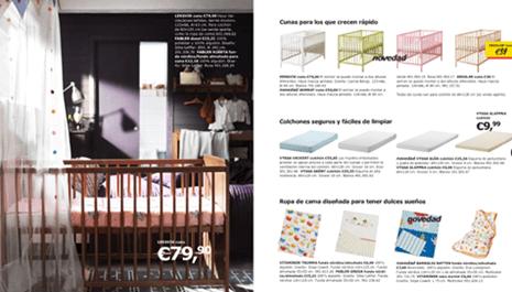 Catálogo Ikea 2011 , bebes
