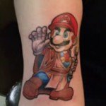 jedi-mario-tattoo