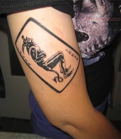 tatuajes pequenos del joker
