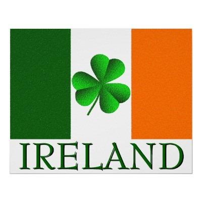 trebol irlanda