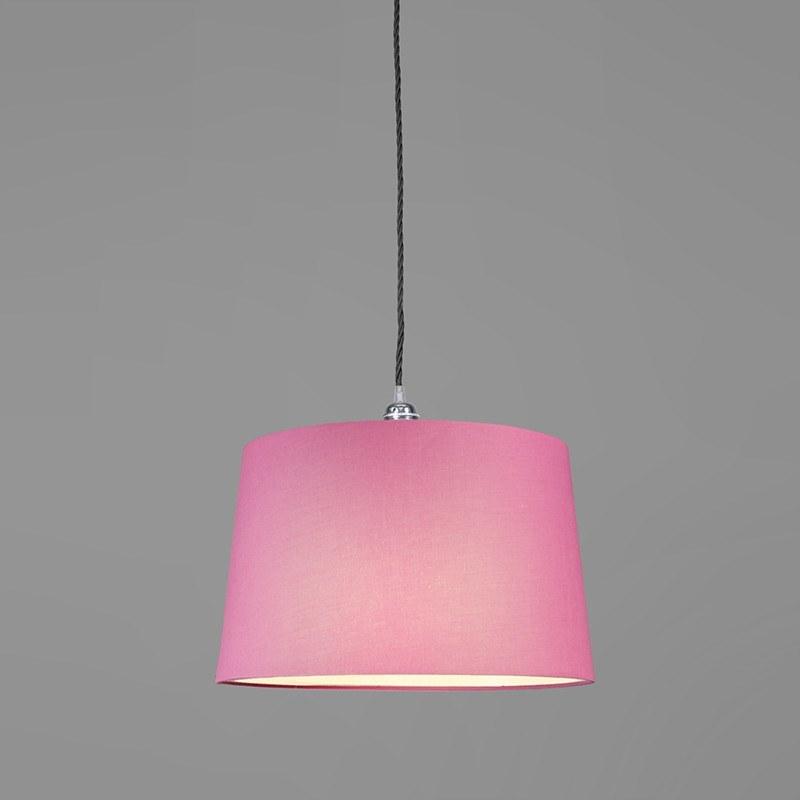 lampara colgante moderna colores