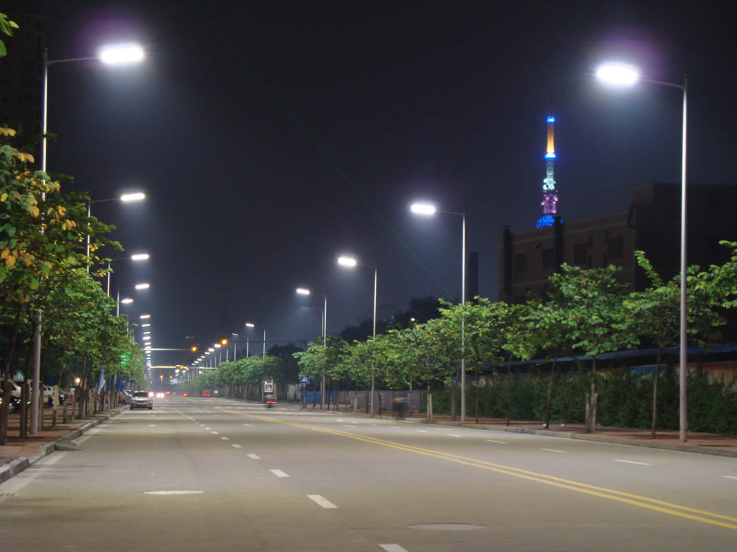 Lámparas de sodio - Tendenzias.com