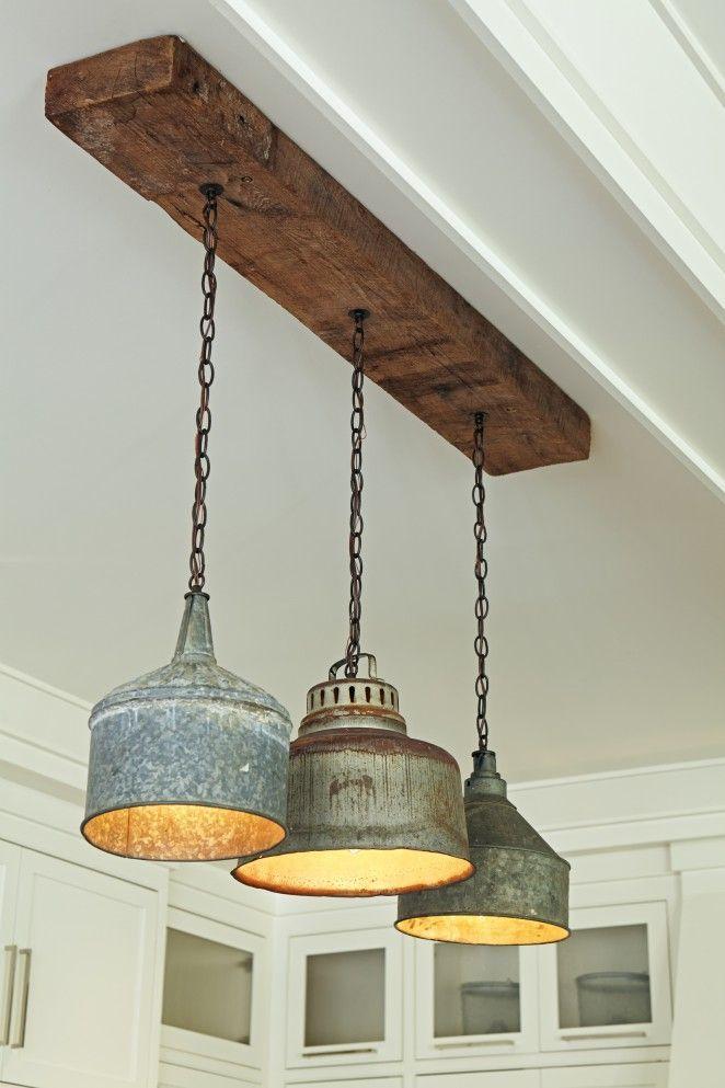 lamparas en cocina