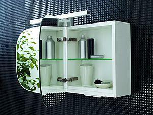 de la misma manera que los armarios de espejo son lo ms populares entre los muebles de espejo para el dormitorio hay que mencionar los armarios del bao y