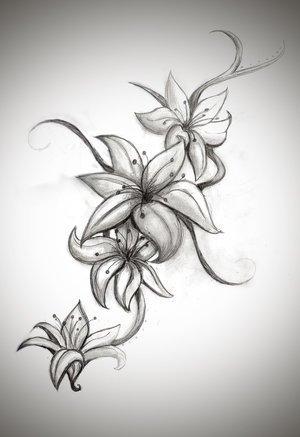 lily tattoo_1
