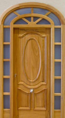 Liquidacion de puertas de entrada y marcos en madera for Puertas de entrada de madera maciza