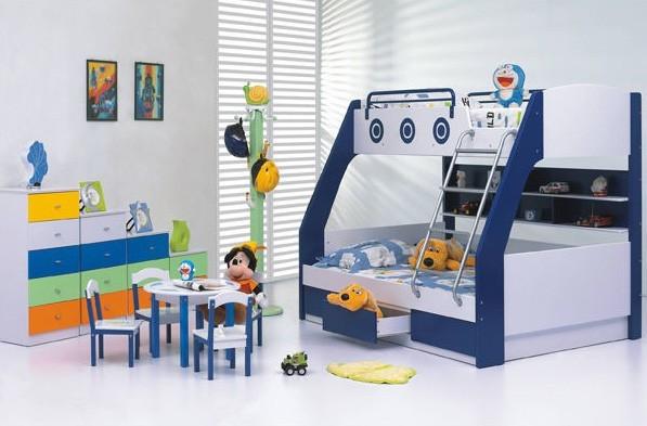 Literas para dormitorios infantiles - Literas infantiles modernas ...