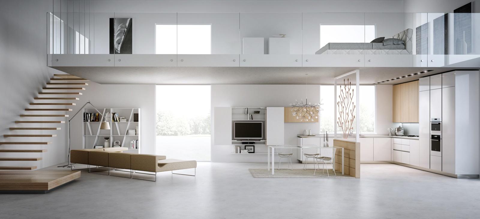 Loft un estilo de vida for Decoracion estilo loft