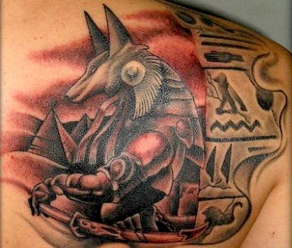 los-tatuajes-egipcios-chacal