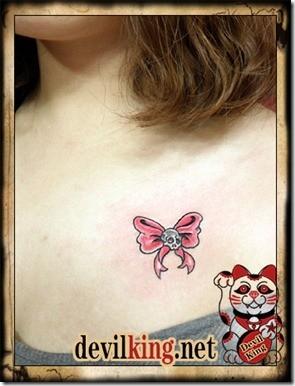 tatuajes con lazos