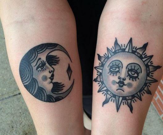 Tatuajes De La Luna Tendenziascom