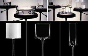 Colección cristal de Karl Lagerfeld para la casa