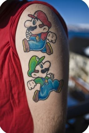 mario-bros-tattoo