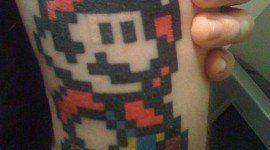 Otro tatuaje geek