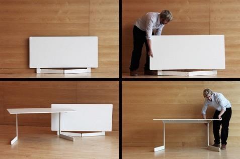 Mesa18 - Mesas plegables de pared ...