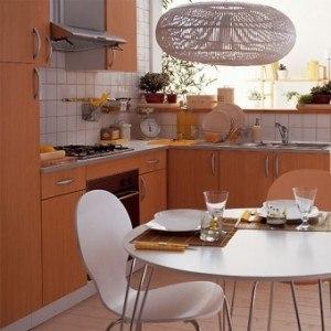 Mesas de cocina for Mesa redonda cocina