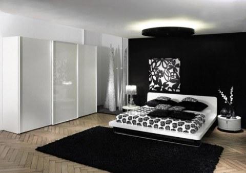 Habitación de Felicia alias Black Cat Minimalista-negro-e1356541722335