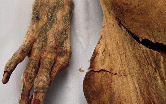 Los Tatuajes Egipcios Tendenzias Com