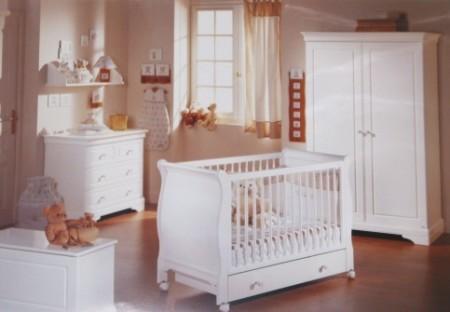 Decoraci N De Dormitorios Para Beb S - Muebles Dormitorio Bebe ...