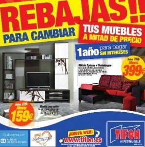 Muebles Tifon - DecoracionInteriores.net