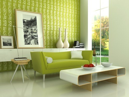 Muebles de colores - Tendenzias.com