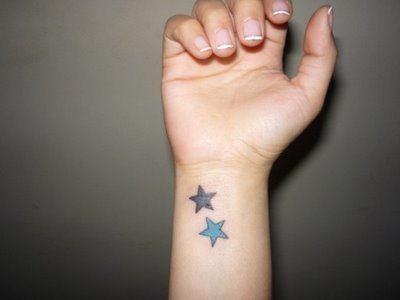 Fotos De Tatuajes De Estrellas Tendenziascom