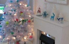 Decorar un apartamento en navidad