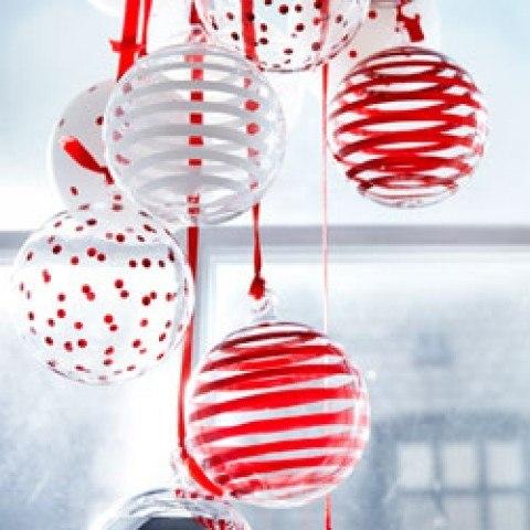 adems para aquellos que les encante la idea de la nieve en esta poca se puede comprar nieve de mentira para decorar los cristales navidad ikea
