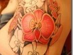 Tatuajes de flores en la actualidad
