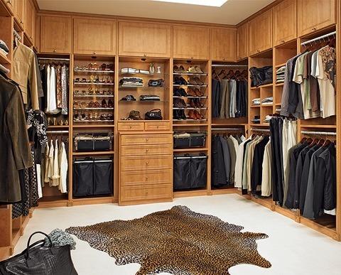 Como Organizar Un Ropero O Vestidor Tendenziascom - Como-organizar-un-vestidor