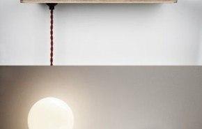 Las pantallas para las lámparas de mesa