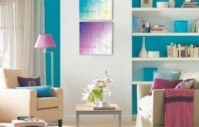 Pintar una habitación |Colores que ayudan a pensar